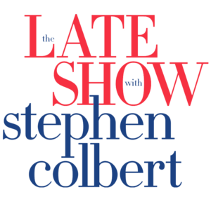 The Late Show with Stephen Colbert - Image: Late Show with Stephen Colbert Logo (2015)