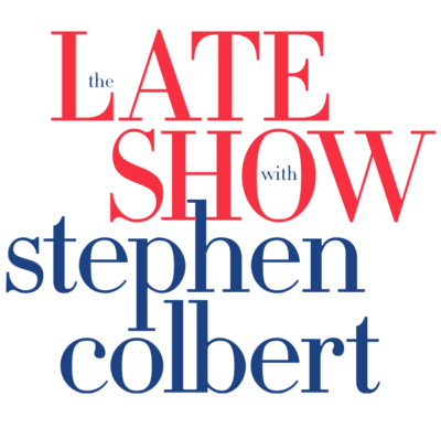 Picture of a TV show: The Late Show With Stephen Colbert