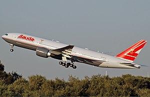Lauda Air Boeing 777-200ER SYD Gilbert-1.jpg