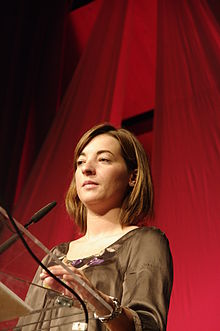 Laurianne Deniaud, le 22 novembre 2009.