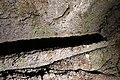 Lava shelf in Fugaku wind cave.jpg