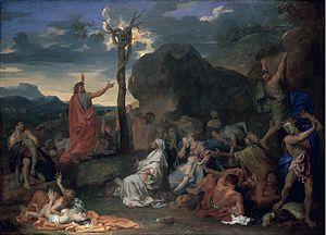 Français : Charles Le Brun, Le serpent d'Airai...