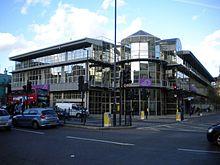 London Met Goulston Street Room Ccg
