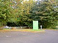 Leaving The Clumber Park Hotel car park - geograph.org.uk - 586030.jpg