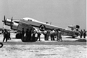 Lebanese Air Force - Savoia Marchetti SM.79.