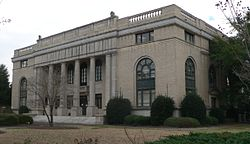Lee County, SC courthouse 3.JPG