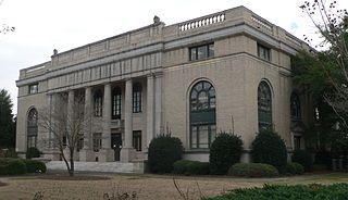 Lee County Courthouse (South Carolina) United States historic place
