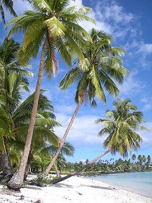 Lefaga-Strand, Insel Upolu