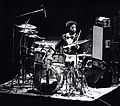 Lenny White and his drum set (cropped).jpg