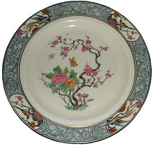 Famous China Patterns lenox (company) - wikipedia