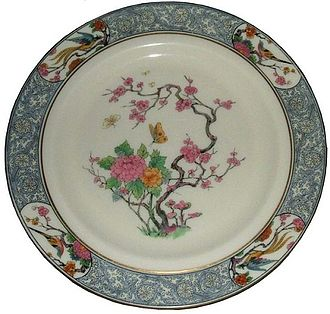 """Lenox (company) - Lenox """"Ming"""" fired in 1929 (discontinued)"""