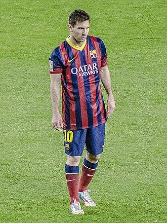 Pichichi Trophy - Lionel Messi has won the award five times.