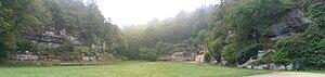 Les Combarelles - The valley of Les Combarelles