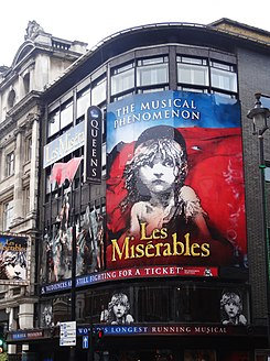 Les Misérables at Queen's Theatre in London.jpg