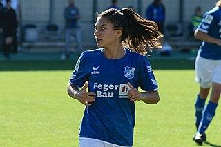 Letícia Santos Brazilian association football player