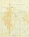 Letter from D.P. Grier, Peoria, Ill., to Maj. Gen. J. A. McClernand, January 26, 1864.jpg