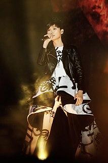 Li Yuchun Chinese singer and actress
