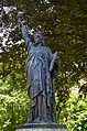 Liberty Enlightening the World, Jardin du Luxembourg, Paris May 2014.jpg