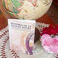 """Libro """"Historia de la Villa de Altura. Desde sus orígenes a la actualidad"""", con decorado.jpg"""