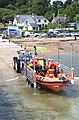 Lifeboat Launch at Lamlash - geograph.org.uk - 1462873.jpg