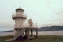 Lighthouse, Isle of Canna - geograph.org.uk - 429504.jpg