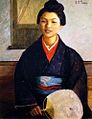 Lilla Cabot Perry - Japanese Girl.jpg