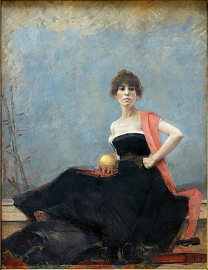 Alfred Agache (painter) - Vanity