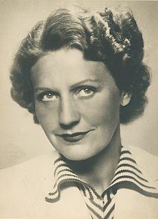 Lillemor von Hanno Norwegian writer and actor