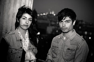Lilly Wood and the Prick - Lilly Wood and the Prick in 2010