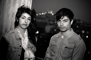 Lilly Wood and the Prick French pop folk collective