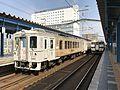 "Limited Express ""Umisachi-Yamasachi"" at Miyazaki Station 2.jpg"