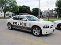 Lincoln Police cruiser No. 174, Lincoln Police Department, Lincoln, Nebraska, USA.jpg
