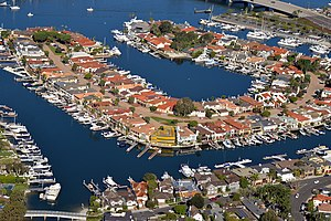 Linda Isle, Newport Beach - Linda Island, Newport Beach