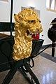 Lion's head sleigh figurehead (25323502147).jpg