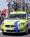 Liquigas Tour 2010 stage 1 start.jpg