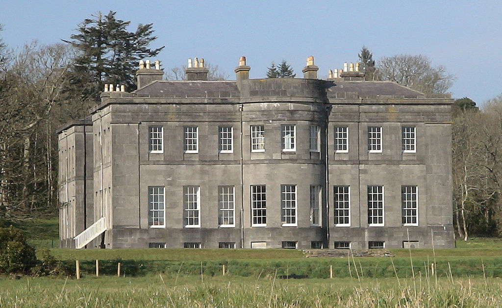 Lissadell House Copyright Nigel Aspdin