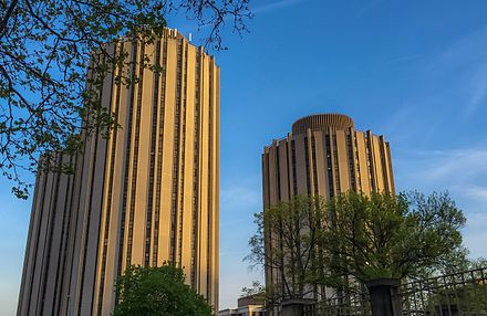 Litchfield Towers Litchfield Towers at the University of Pittsburgh.jpg