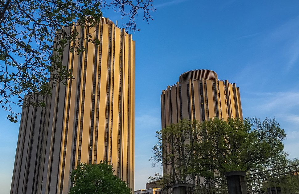Litchfield Towers at the University of Pittsburgh