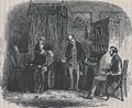 Little Dorrit,Mr Flintwinch mediates as a friend of the family, by Phiz.jpeg