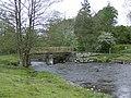 Little road bridge over the Aber Edw - geograph.org.uk - 442724.jpg