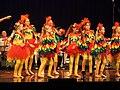 Little samba girls at Império do Papagaio 30th anniversary show 2.jpg