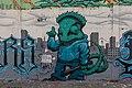 Lizard mural on Quai des Matériaux, Brussels (DSCF1175).jpg