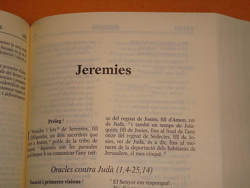 File:Llibre de Jeremies.JPG
