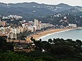 Lloret de Mar from Castell de Sant Joan (2).jpg