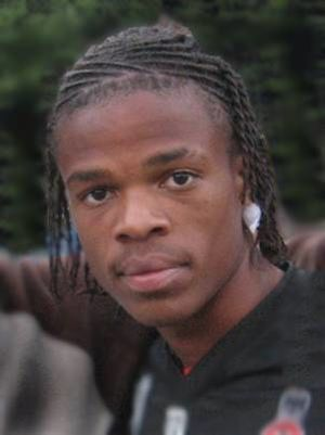Loïc Rémy - Rémy as an OGC Nice player in 2008