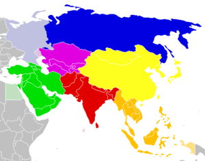 Common characteristics of SW Asian countries help them unite?!?!?