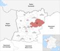 Locator map of Kanton Évron 2021.png