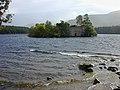 Loch an Eilein and the castle ruin - geograph.org.uk - 497511.jpg