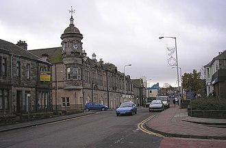 Lochgelly - Image: Lochgelly Nov 08