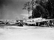 Lockheed PV-1s RNZAF Green Island 1944